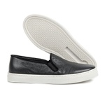 Slip On Feminino Any Shoes Preto