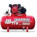 COMPRESSOR AR 10/110 RCV-RED TRIFÁSICO - CHIAPERINI