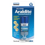 ARALDITE EPOXI SERINGA VERMELHO (10MIN) 06GRS - ARALDITE