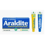 ARALDITE ULTRA FORTE AZUL PROFISSIONAL (90MIN) 23GR - ARALDITE