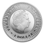 2016 Australian Kangaroo Silver Coin 1 oz