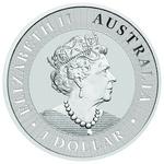 2020 Silver 1 oz Australia Perth Kangaroo