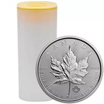 1 oz Silver Maple Leaf 2021