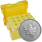 500 1 oz Silver Maple Leaf 2021