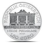 2021 Austrian Philharmonic 1 oz