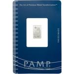 1 Gram PAMP Platinum Bar