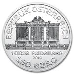 2019 Austrian Philharmonic Silver Coin 1oz