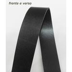 ALÇA DE COURO SINTÉTICO DUPLA FACE - 1 metro x 3 cm