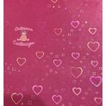 BOPP HEARTS ( CORAÇÃO) - 2M X 31 CM