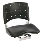 Cadeira Giratória Para Barco PVC Estofada Narciso