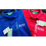 Camisas Polo Hugo Boss ( Logo Emborrachado )