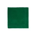 Guardanapo Linho verde escuro