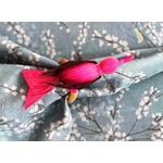 Porta guardanapo pássaro pink