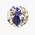 Jogo Americano Fleur Azul