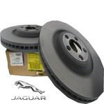 Disco de Freio Dianteiro Jaguar XJ 355mm Original