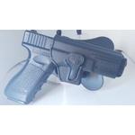 Coldre para pistolas glock modelos g17-g18-g19