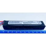 Bateria para Airsoft Eletrico modelo Li-po 11.1v - 1100mah