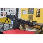 RIFLE AIRSOFT A&K HMG M249 PARA