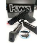Pistola Airsoft KWA ATP Series Semi nova