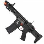 Rifle de airsoft eletrico - aeg - Vfc Leopard CQB
