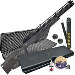 Carabina PCP Rossi R8 Black+bomba PCP Rossi