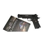Pistola Airgun KJW 1911 full metal Blowback calibre 4.5mm
