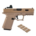 Pistola Airsoft Gbb AW Custom VX9311
