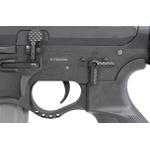 Rifle de airsoft elétrico G&G AEG AR-15 SBR8