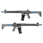 Rifle de Airsoft Elétrico G&G AEG COBALT KINETICS LICENSED BAMF TEAM