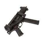 Rifle Airsoft Elétrico G&G AEG UMG BLACK