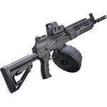 Rifle de Airsoft LCT AEG RPK LCK 16 Steel Side Folding