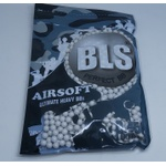 Esfera Bbs Airsoft BLS 0,45g 1000 unidades