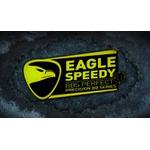 Esferas bbs Airsoft eagle speedy com 4 mil unidades 0,25g