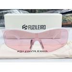 Oculos de Proteção Fuzileiro Sniper Lentes ambar vermelha anti embaçante