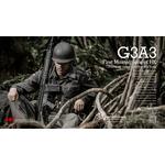 RIFLE DE AIRSOFT VFC UMAREX HK G3A3 GBBR