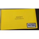 PISTOLA DE AIRSOFT ARMY ARMAMENT R17 - BLOWBACK