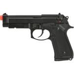 PISTOLA DE AIRSOFT KWA M9 PTP BLOWBACK GBB