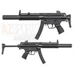 RIFLE DE AIRSOFT GBBR VFC MP5SD3-FULL METAL