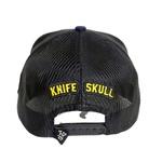 Boné Premium KNIFE SKULL Caveira