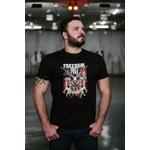 Camiseta Knife Skull Freedom