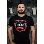 Camiseta Knife Skull Police