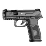 PISTOLA DE AIRSOFT BLOWBACK ICS XFG GREEN GAS