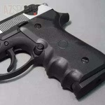 PISTOLA AIRSOFT GBB SRC M9 SR-92 Dual Tone