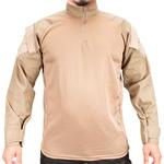 Camisa de Combate TAN Rip Stop Dry Fit