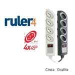 FILTRO DE LINHA RULER4 CINZA