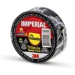 FITA ISOLANTE IMPERIAL SLIM 18MMX5M PRETA