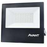 REFLETOR LED SLIM BIVOLT IP65 3000K - LUZ AMARELA