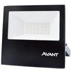 REFLETOR LED 30W BIVOLT IP65 3000K - LUZ AMARELA