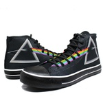 Tênis Band Shoes The Dark Side of The Moon