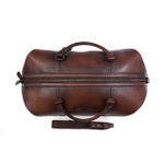 Bolsa em couro Conhaque